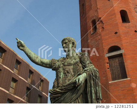 Caesar Augustus statue 12281251