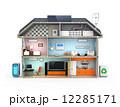 スマートホームコンセプト 12285171