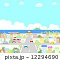ベクター 街 道のイラスト 12294690
