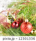 クリスマス ボール 玉の写真 12301336