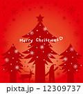 サンタクロース サンタ クリスマスイメージのイラスト 12309737