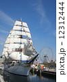 帆船 日本丸 みなとみらいの写真 12312444