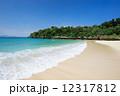 青い海 伊計ビーチ ビーチの写真 12317812