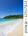 青い海 伊計ビーチ ビーチの写真 12317813