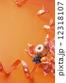 ハロウィンの飾り 12318107