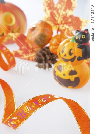 ハロウィンの飾りの写真素材 [12318112] - PIXTA