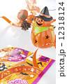 ハロウィンの飾り 12318124