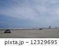 九十九里浜 片貝海岸 砂浜の写真 12329695