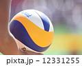 ビーチバレーのボール 12331255