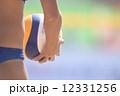 ビーチバレーのボール 12331256