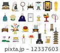 仏事アイコン 12337603