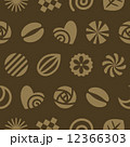 ベクター お菓子 チョコレートのイラスト 12366303