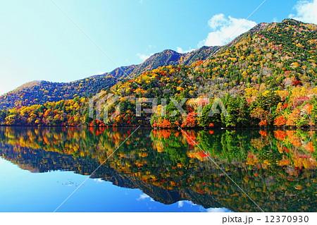 湯の湖紅葉 12370930