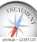 コンパス 施術 治療のイラスト 12387125