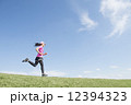ランニング ジョギング 走るの写真 12394323