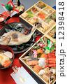 正月料理 12398418