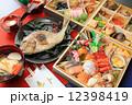 正月料理 12398419