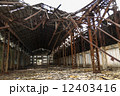 捨てられた 放棄する 工場の写真 12403416