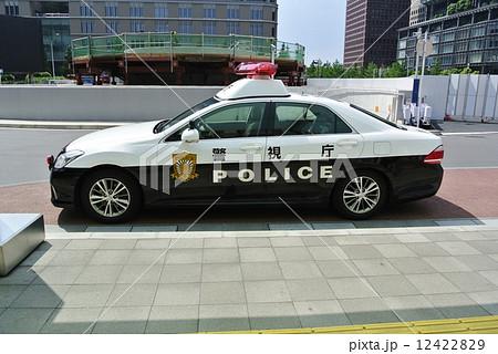 警視庁のパトカー 12422829