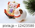 宝船 置物 小物の写真 12423580