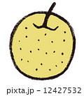 なし ベクター 梨のイラスト 12427532
