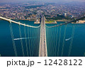 明石大橋 明石海峡大橋 橋の写真 12428122