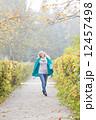 Morning walk 12457498