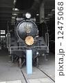 梅小路蒸気機関車館 SL 蒸気機関車の写真 12475068