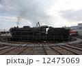 梅小路蒸気機関車館 SL 蒸気機関車の写真 12475069