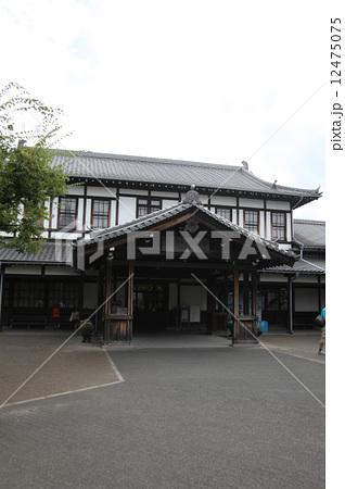 梅小路蒸気機関車館   旧二条駅舎  12475075