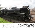 梅小路蒸気機関車館 SL 蒸気機関車の写真 12475079