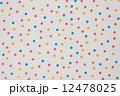 水玉模様の布  12478025