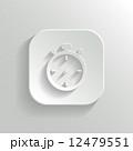 タイマー ストップウォッチ ストップウオッチのイラスト 12479551