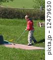 遊ぶ ミニゴルフ 遊びの写真 12479630