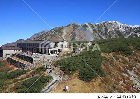 立山黒部アルペンルート ミクリガ池温泉 12483568
