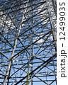 鉄筋 鉄骨 鉄塔の写真 12499035