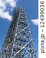 鉄筋 鉄骨 鉄塔の写真 12499036