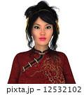 若い女性 12532102