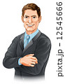 Businessman illustration 12545666