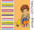 遊び おもちゃ 玩具のイラスト 12575461