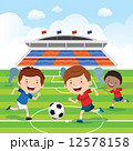 Soccer match 12578158