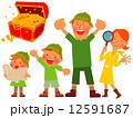 宝探しの家族 12591687