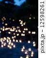 蝋燭 灯り キャンドルの写真 12598261