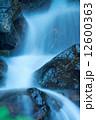 川 水 水しぶきの写真 12600363