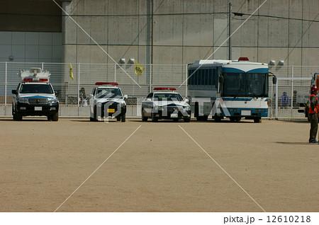 警察車両アラカルト(バス・普通車・軽自動車・RV車) 12610218