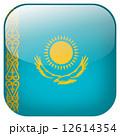 国家 釦 カザフスタンのイラスト 12614354