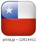 国家 チリ 釦のイラスト 12614411