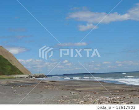 北海道の海岸 12617903
