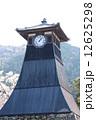 兵庫県豊岡市出石の時計台 12625298