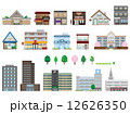 いろんな建物 12626350